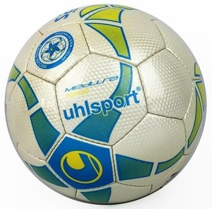 Мяч футзальный Uhlsport Medusa Forcis FT (FIFA Approved) №4 White-Green (100141181)