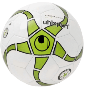Мяч футзальный Uhlsport Medusa Keto №4 White-Green (100152501)