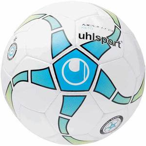 Мяч футзальный Uhlsport Medusa Keto №4 White-Blue (100152502)