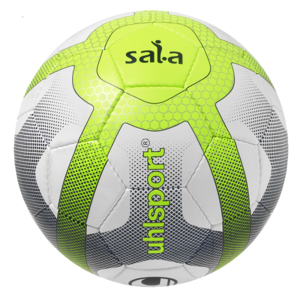 Мяч футзальный Uhlsport Elysia Sala №4 White-Green-Gray (100163401)