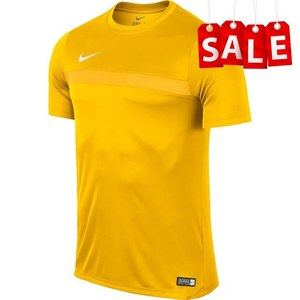 Футболки Nike Academy16 Training TOP (желтая, 725932-739)