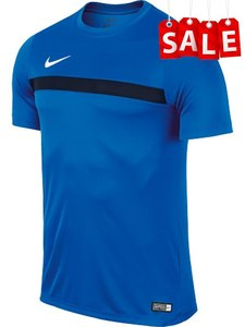 Футболки Nike Academy16 Training TOP (синяя, 725932-463)