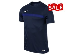 Футболки Nike Academy16 Training TOP (т.синяя, 725932-451)