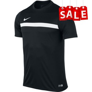 Футболки Nike Academy16 Training TOP (черная, 725932-010)