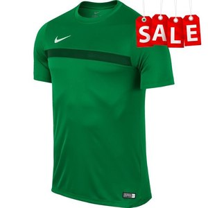 Футболки Nike Academy16 Training TOP (зеленая,725932-302)